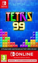 Nintendo Tetris 99 (Switch)
