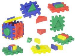 Playshoes Blocuri de Creatie - Multicolore
