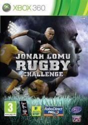 Tru Blu Entertainment Jonah Lomu Rugby Challenge (Xbox 360)
