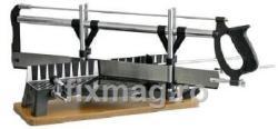 STREND PRO Fierastrau taiere la unghi cu suport si ghidaj metalic, Strend Pro, 550 mm