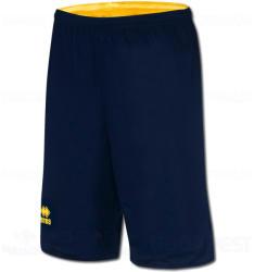 ERREA CHICAGO DOUBLE SHORT kifordíthatós kosárlabda nadrág - sötétkék-sárga