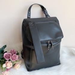 Луксозна Черна Раница - Модел x3001