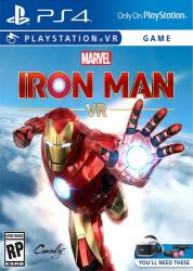 Sony Marvel's Iron Man VR (PS4)