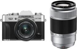 Fujifilm X-T30 + XC 15-45mm + XC 50-230mm
