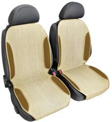 LAMPA Huse scaun fata Sporting Fresh fibra naturala 2buc - Bej