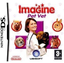 Ubisoft Imagine Pet Vet (Nintendo DS)