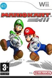 Nintendo Mario Kart [Racing Wheel Bundle] (Wii)