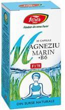 Fares Magneziu si Vitamina B6 30cps Fares