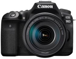 Canon EOS 90D + EF-S 18-135mm IS USM (3616C017AA)