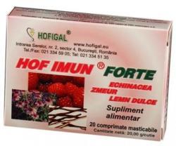 Hofigal Hofimun Forte - 20 comprimate