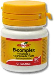 Walmark B Complex+Vitamina C (30 comprimate)