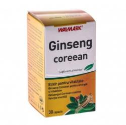 Walmark Ginseng Coreean (30 comprimate)