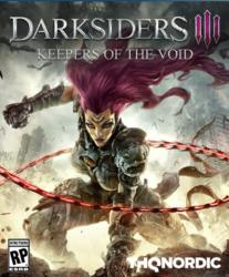 THQ Nordic Darksiders III Keepers of the Void DLC (PC)