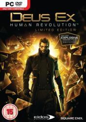 Eidos Deus Ex Human Revolution [Limited Edition] (PC)