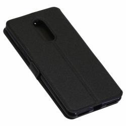 Калъф тефтер за Lenovo K6 Note черен Book Pocket