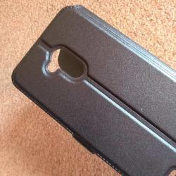 Калъф за ZTE Blade V7 Lite флип тефтер Book черен