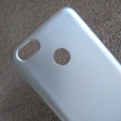 Калъф за Xiaomi Redmi 4X силиконов гръб златен Lux