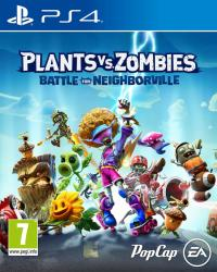 Electronic Arts Plants vs Zombies Battle for Neighborville (PS4)