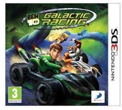 D3 Publisher Ben 10 Galactic Racing (3DS)