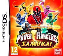 Namco Bandai Power Rangers Samurai (Nintendo DS)