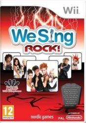 Nordic Games We Sing Rock! (Wii)