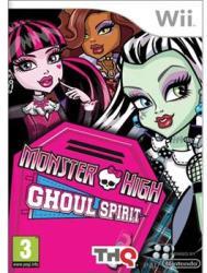 THQ Monster High: Ghoul Spirit (Nintendo Wii)