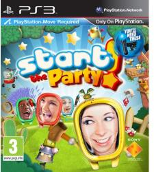 Sony Start the Party! (PS3)
