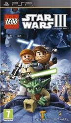 LucasArts LEGO Star Wars III The Clone Wars (PSP)