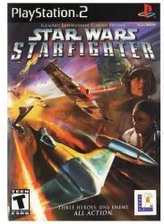 LucasArts Star Wars Starfighter (PS2)