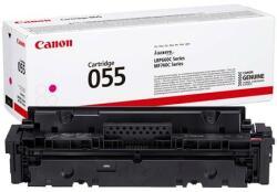 Canon CRG-055 Lézertoner i-Sensys LPB663 664 MF742 744 746 nyomtatókhoz Canon magenta 2, 1k