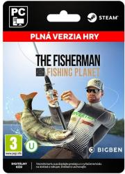 Bigben Interactive The Fisherman Fishing Planet (PC)