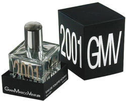 Gian Marco Venturi GMV 2001 for Men EDT 50ml