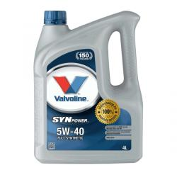 Valvoline SynPower 5W40 4L