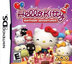 Zoo Games Hello Kitty Birthday Adventures (Nintendo DS)