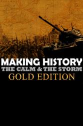 Strategy First Making History The Calm & the Storm [Gold Edition] (PC)