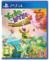 Team17 Yooka-Laylee and the Impossible Lair (PS4)
