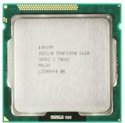 Intel Pentium Dual-Core G630 2.7GHz LGA1155