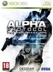 SEGA Alpha Protocol The Espionage RPG (Xbox 360)