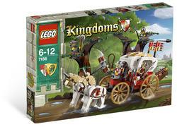 LEGO Kingdoms A lovas hintó elfogása 7188