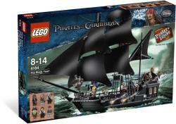LEGO Karib-tenger kalózai - Fekete Gyöngy 4184