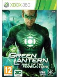 Warner Bros. Interactive Green Lantern Rise of the Manhunters (Xbox 360)