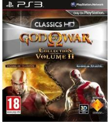 Sony God of War Collection Volume II [Classics HD] (PS3)