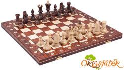 Sunrise sakk készletek Fa sakk készlet 54x54cm - Sunrise CHW1 sakk társasjáték