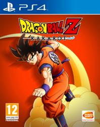 BANDAI NAMCO Entertainment Dragon Ball Z Kakarot (PS4)