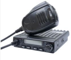 CRT Space U Statie radio