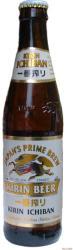 KIRIN Ichiban Beer Japán 0,33l 5%