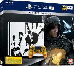 Sony PlayStation 4 Pro Limited Edition 1TB (PS4 Pro 1TB) + Death Stranding