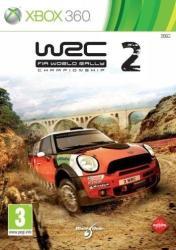 Black Bean WRC 2 FIA World Rally Championship (Xbox 360)