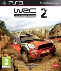 Black Bean WRC 2 FIA World Rally Championship (PS3)