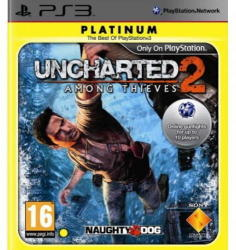 Sony Uncharted 2 Among Thieves [Platinum] (PS3)